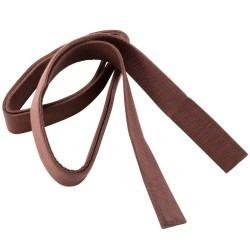 Cinturones Para Artes Marciales Marrón Marca Banzai