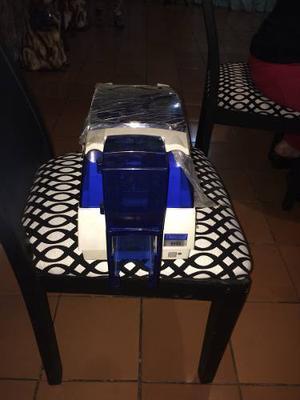 Impresora De Carnets Pvc Marca Data Card Modelo Sp55
