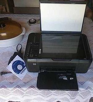 Impresora Hp  Multifunciona, Usada En Perfecto Estado