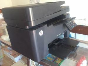 Impresora Multifuncional Hp Laserjet Pro Mfp M127fn