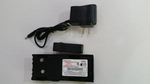 Bateria De Litio Hnn Para Gp300 Con Cargador Interno!