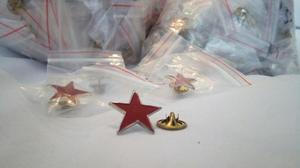 Boton Pin De Estrella