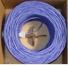 Cable Utp Rollo 100 Metros