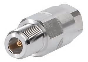 Conector Hembra Para Cable De 1/2 Andrew Rigido