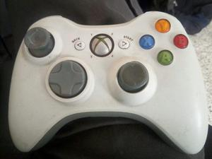 Control Xbox 360 Sin Tapa