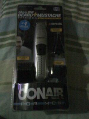 Maquina De Afeitar Barba, Oído Y Nariz Conair 11 Pzs.