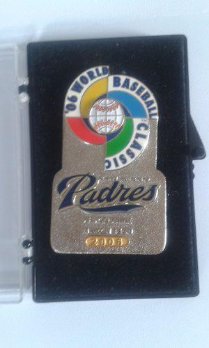 Pin Logo Clasico Mundial De Beisbol