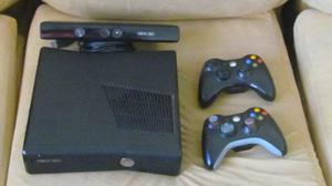 Xbox 360 Con Kinet Dos Controles 13 Juegos Originales