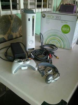 Xbox 360 Go Pro Disco Duro 20gb Chip Lt 3.0 Control Y Cables