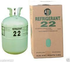 refrigerante R22 de 13,6 kilos nueva sellada