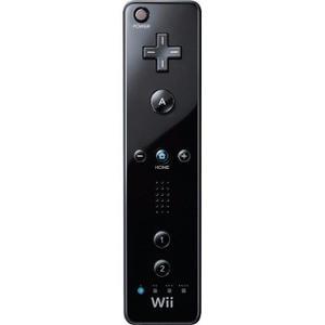 Control De Nintendo Wii Original Negro