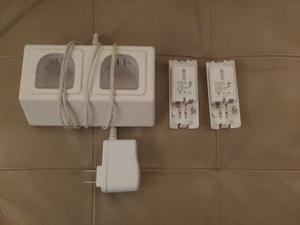 Estación De Carga Para Controles Wii Y Wii U Original