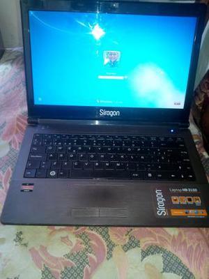 Laptop Siragon Nb- En Perfecto Estado
