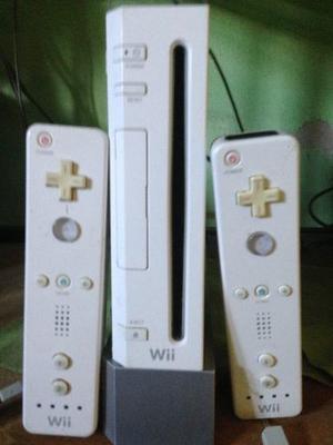 Nintendo Wii, Controles, +40 Juegos