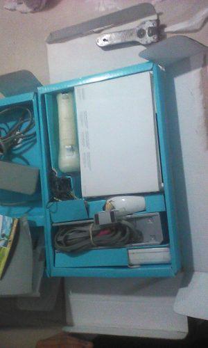Nintendo Wii Slim Con Todos Sus Accesorios
