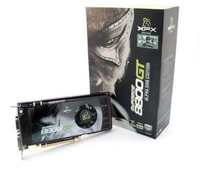 Tarjeta De Video Nvidia Gforce gt Xfx 512mb Pci Express