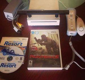 Vendo Nintendo Wii Original, En Perfecto Estado Aprovecha