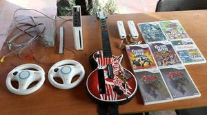 Wii Consola + Extras