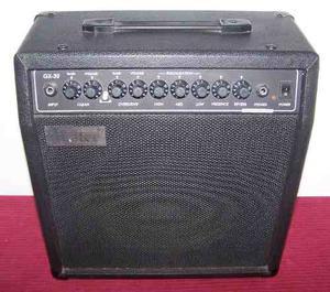 Amplificador De Guitarra Marca Fuster De 20w Muy Poco Uso