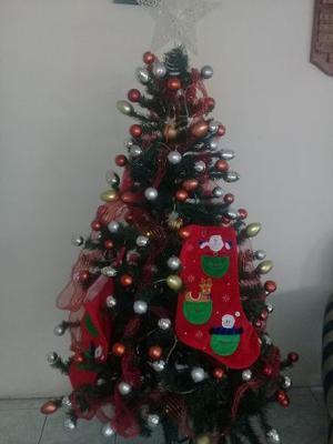 Arbol De Navidad Adoronos Luces