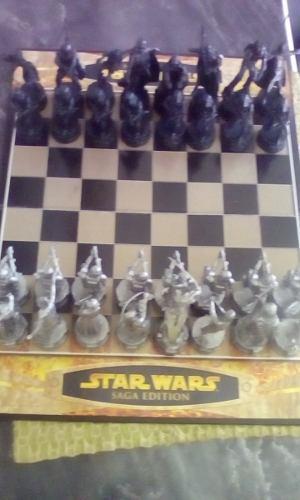 Juego De Ajedrez Star Wars