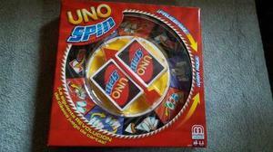 Juego De Cartas Uno Spin