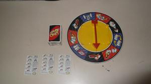 Juego Uno Spin Mattel Posot Class