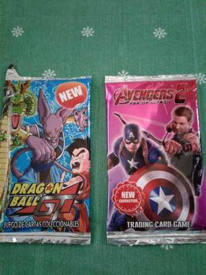 Juegos De Cartas (2) Paquetes Por El Precio Publicado
