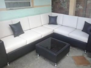 Muebles Modulares Al Mejor Precio En Semi Cuero