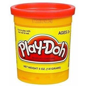 Plastilina Play Doh 1 Envase 1 Color Hasbro 5oz(141gram)usa