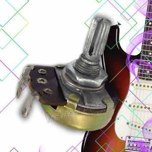 Potenciómetros B250k Guitarras Y Bajos Standar