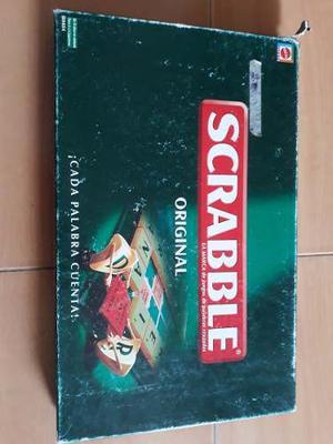 Scrabble Juego De Esa Original