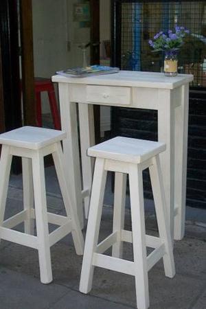 Venta sillas y bancos altos para cocinas posot class - Sillas altas cocina ...