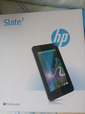 Tablet Hp Slate 7 Dañada