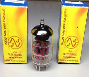 Tubo De Vacio Electrónico (vacuum Tube) 12ax7 Ecc81 Nuevos