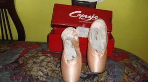 Zapatillas Ballet Capezio Contempora 3c