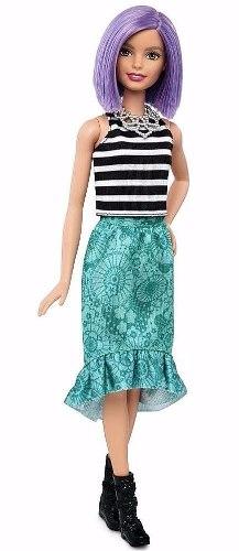 Barbie Fashionista  Va-va-violet 100% Original Mattel