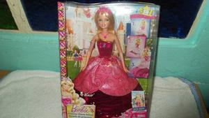 Barbie Princesa Looks Mágicos Original De Mattel