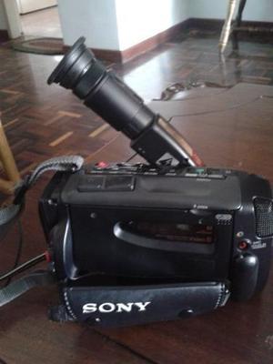 Camara Filmadora Sony Handycam Video 8 (repuesto)