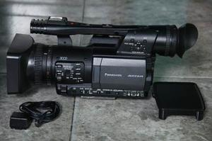 Camara Panasonic Profesional Ag-hmc 150p Vendo O Cambio