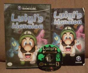 Click! Original Coleccion! Luigis Mansion Gamecube