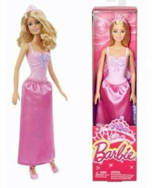 Muñeca Barbie Princesa Mattel Original