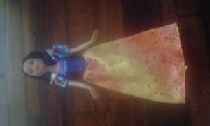 Muñeca Princesa Blanca Nieves Original