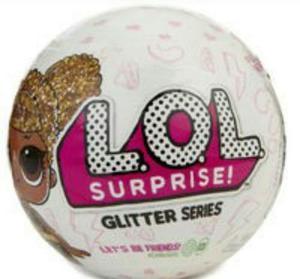 Muñecas Lol Surprise Glitter Original