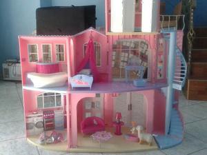 Super Casa De Los Sueños Barbie