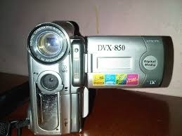 Video Camara Digital Dvx 850
