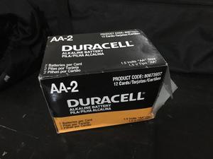 Baterías Aa Duracell