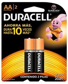 Baterias Duracell Aa Alcalinas Puerto Ordaz Punto De Venta