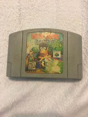 Cambio Diddy Kong Racing Nintendo 64 N64