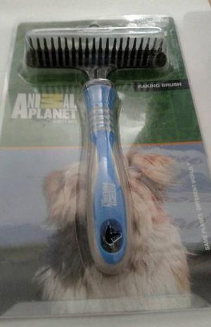 Cepillo Para Perros Metálico 20 Dientes Animal Planet